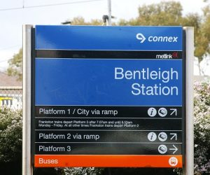 All aboard for Bentleigh Station project