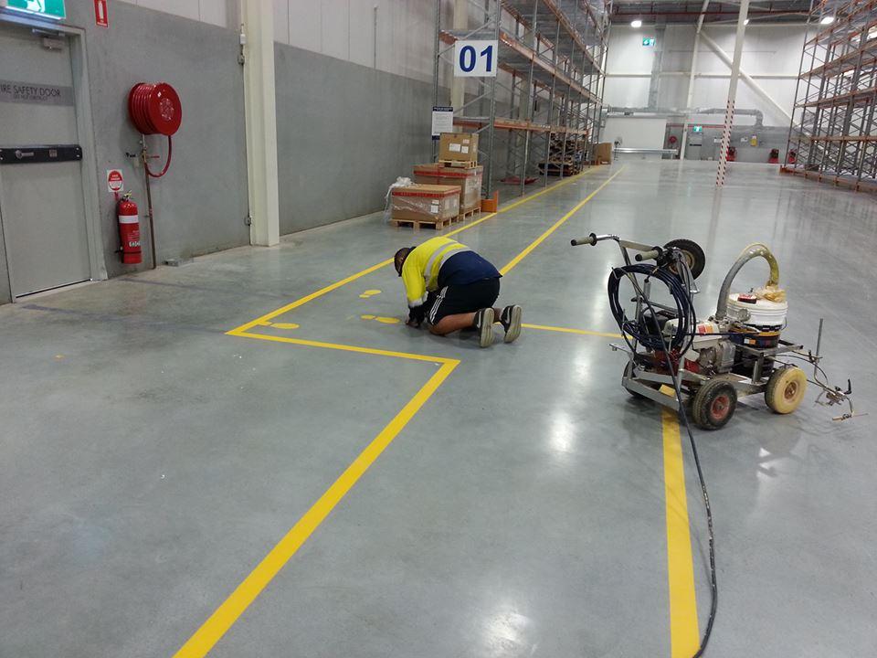 Floor Marking Paint India