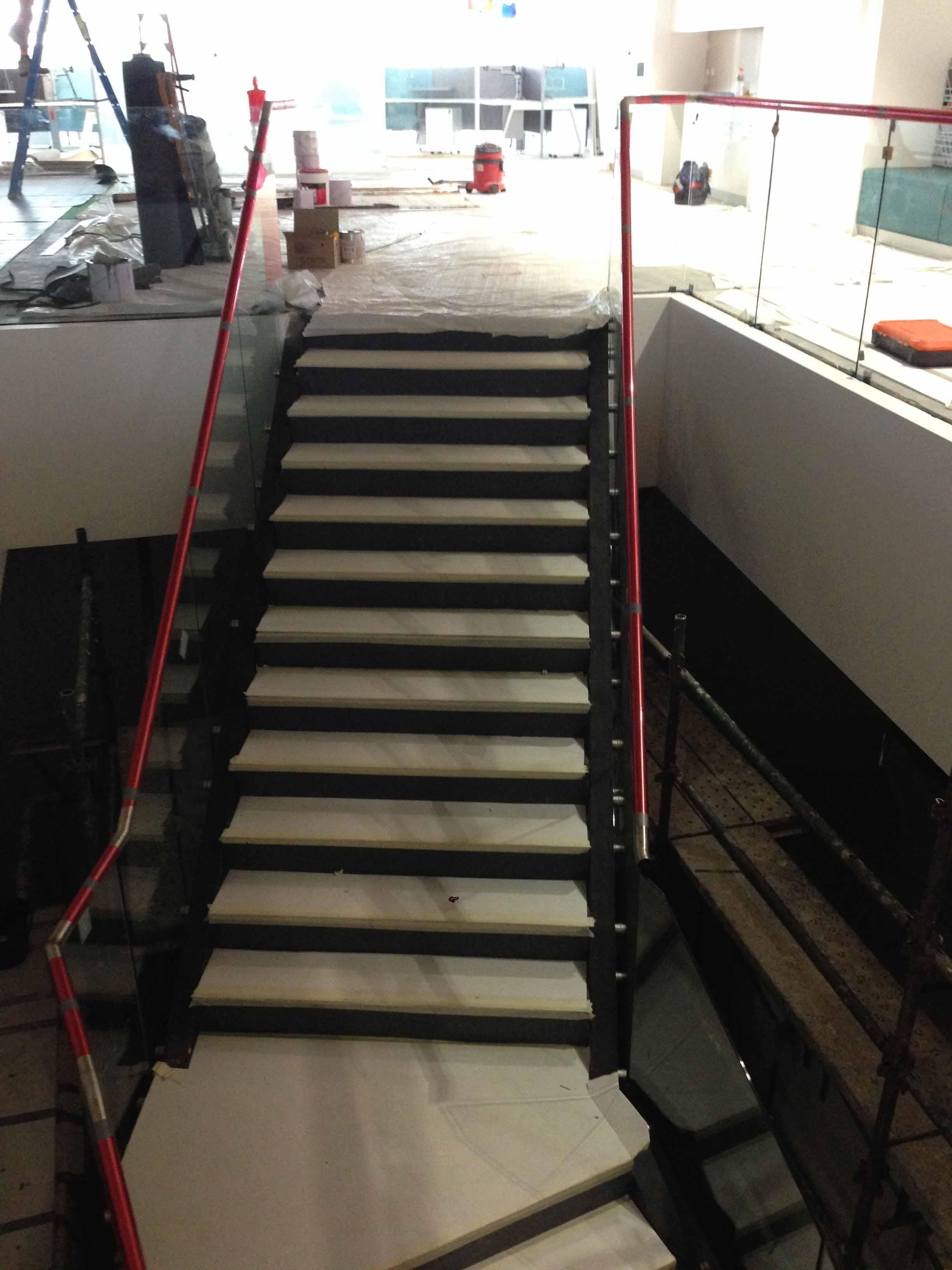Stair Handrails - Australian Handrails